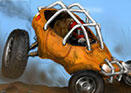 İki Tekerlekli Tehlikeli Araba